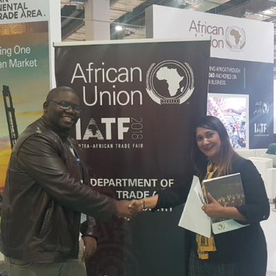 Inter African Trade Fair – Egypt, 2018