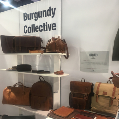 Burgundy Collective products