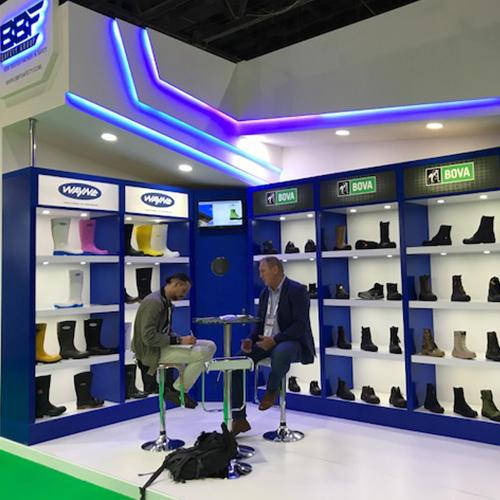 BBF Safety Group exhibits at Dubai Intersec – Jan 2018