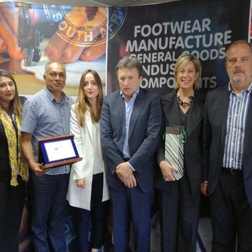 Expo Riva Schuh Visits Saflec 2017