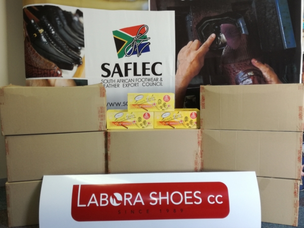 Sponsorship to two primary schools in Limpopo