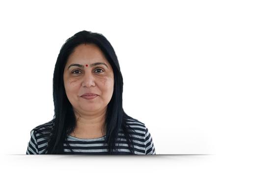 Natashia Singh