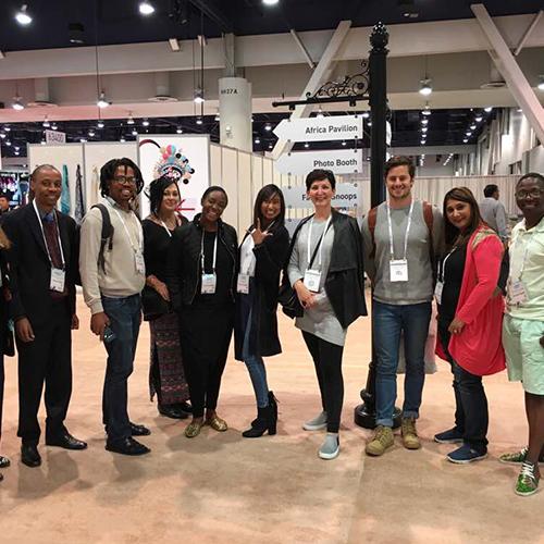 SA Delegates